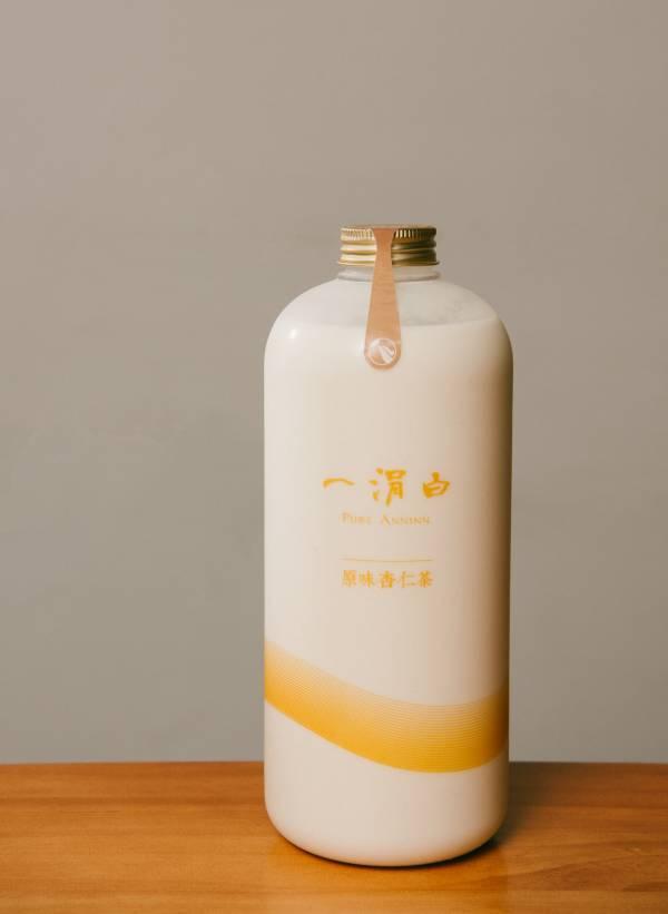 一涓白-杏仁茶2
