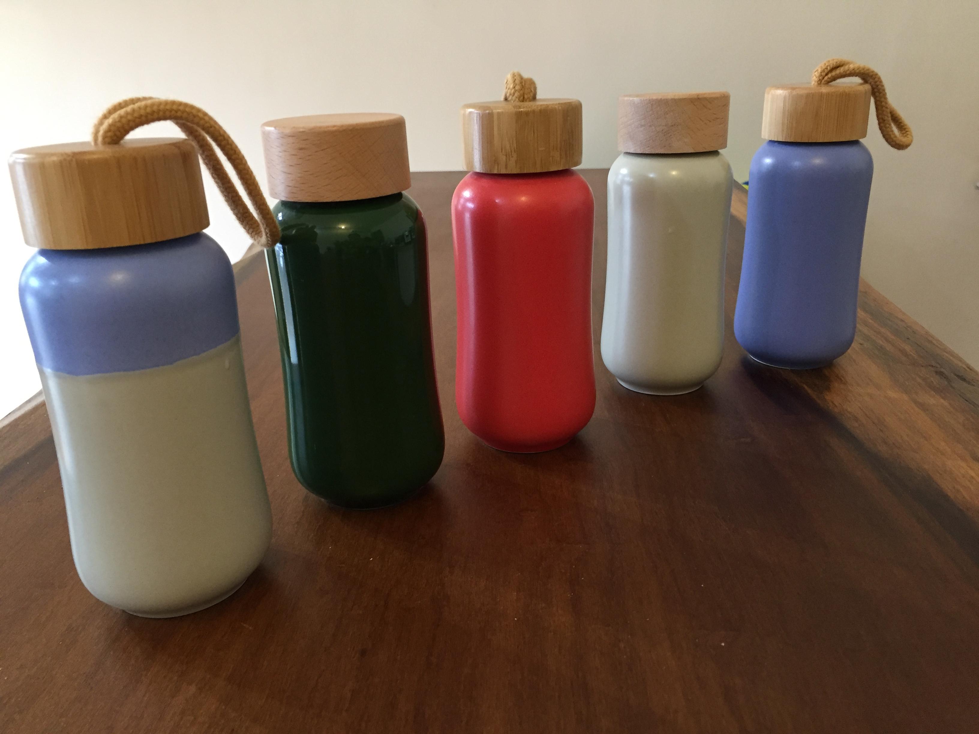 憩陶2-氧憩瓶(內裝1/4磅咖啡豆)
